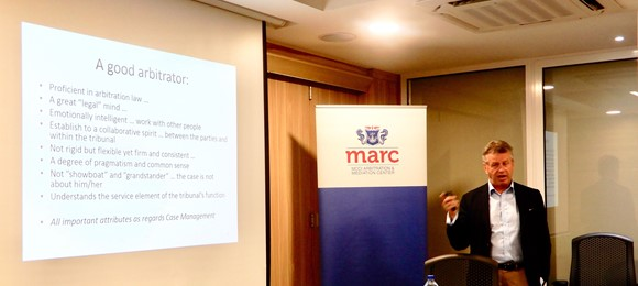 Seminar on Case Management in International Arbitration and Arbitrator Practice