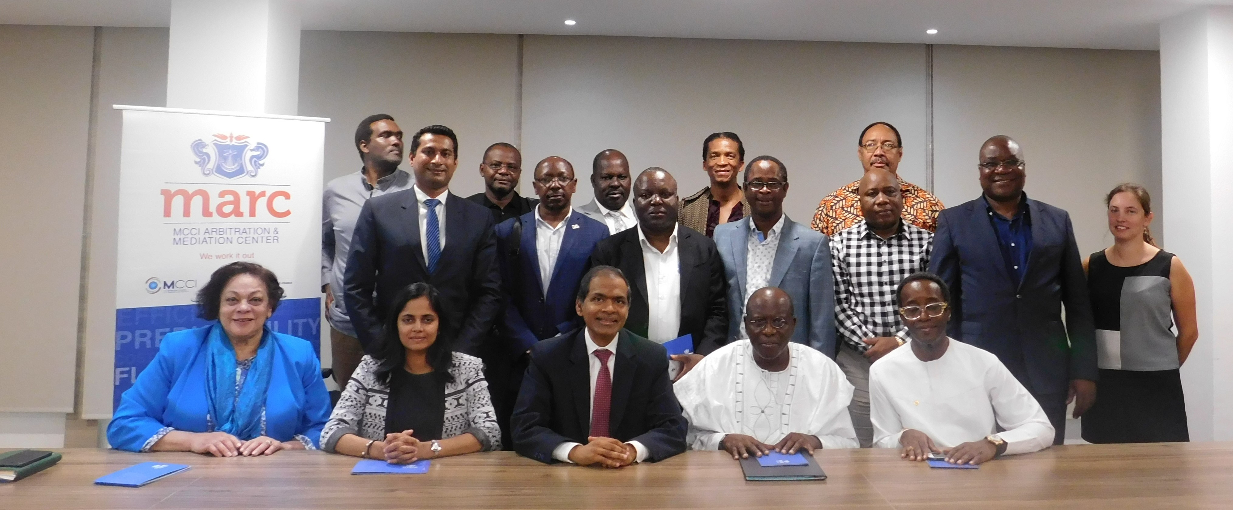 MARC signs MoU with the Africa Union of Architects