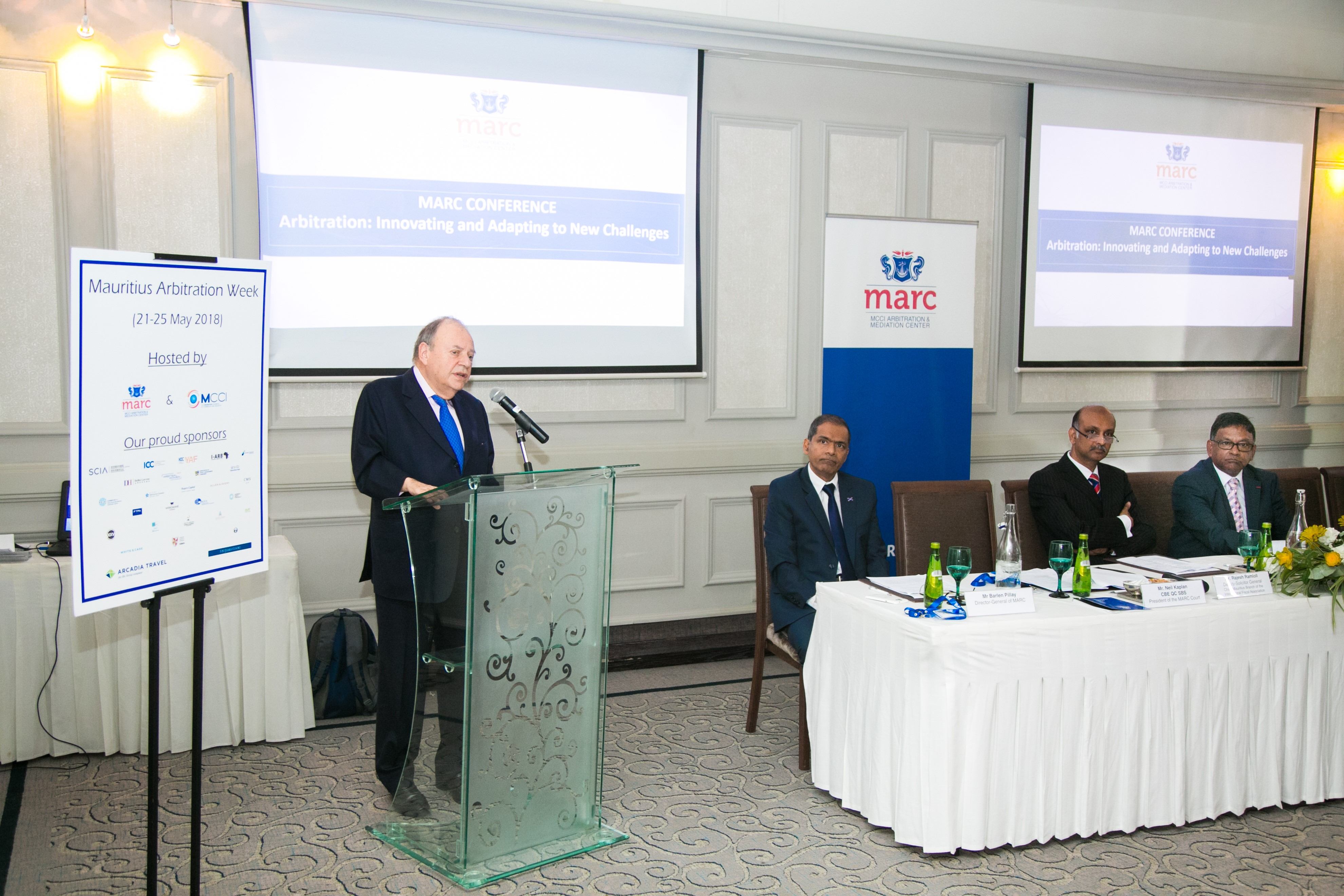 Mauritius Arbitration Week: New MARC Arbitration Rules 2018 launched