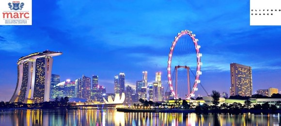 Singapore Roadshow-Presentation of the New MARC Arbitration Rules 2018
