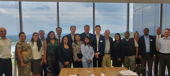 MARC/MCCI Training in International Arbitration held from 10 to 14 February 2020 in Johannesburg