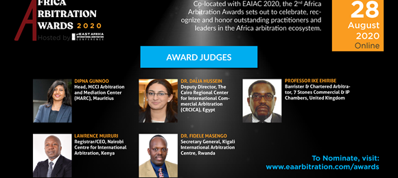 African Arbitration Awards – 2nd edition - 2020