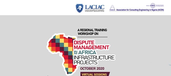 Dispute Management in Africa Infrastructure Projects 2020